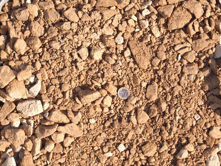 Grave 0/31,5 Naturelle Calcaire