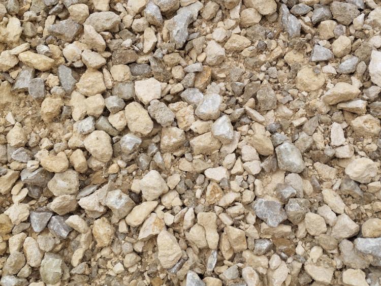 Grave 0/31,5 secondaire calcaire pour remblais