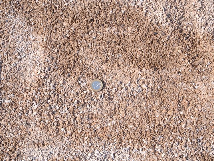 Sable 0/4 calcaire